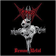 Perversor- Demon Metal MCD on Hells Headbangers