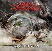 DEPTHS OF DEPRAVITY- Inspirritation CD on Sevared Rec.