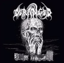 DERANGED- Morgue Orgy MCD on Sevared Rec.