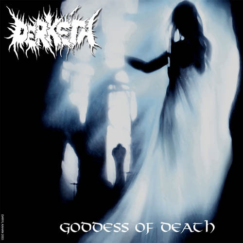 Derketa- Goddess Of Death CD on Necroharmonic Rec.
