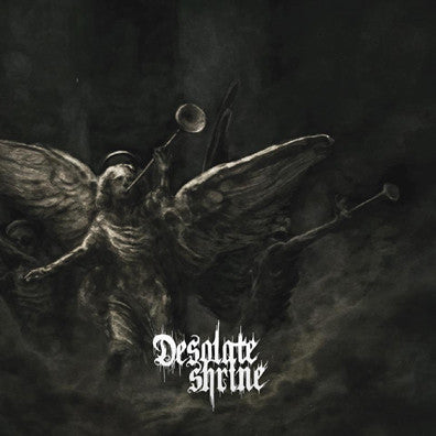 Desolate Shrine- The Sanctum Of Human Darkness DOUBLE GATEFOLD L