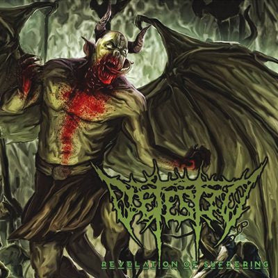 Detested- Revelation Of Suffering MCD on Sickness Prod.