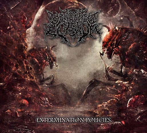 Devoured Elysium- Extermination Policies CD on Coyote Rec.