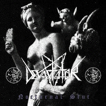 Devastator- Nocturnal Slut CD on Old Cemetery Rec.