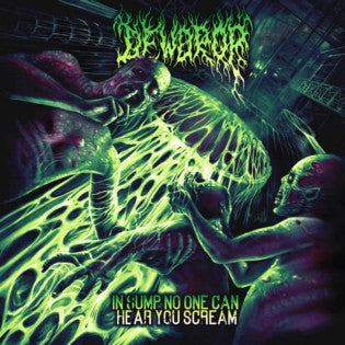 Dewdrop- In Sump No One Can Hear You Scream CD on Immortal Souls Prod.