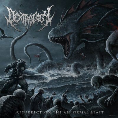Dextrology- Resurrection The Abnormal Beast CD on Brutal Mind