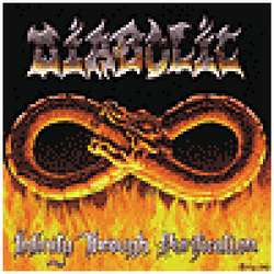 Diabolic- Infinity Through Purification CD on Olympic Rec.