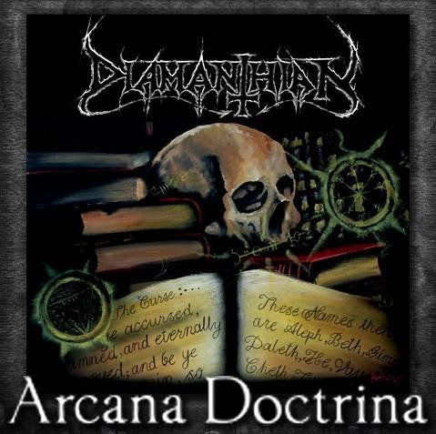 Diamanthian- Arcana Doctrina CD on Ossuary Industries