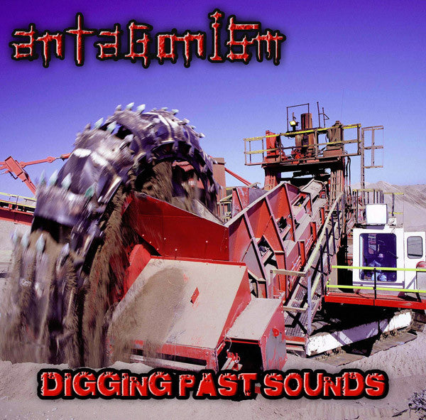 Antagonism- Digging Past Sounds CD on SG Rec.