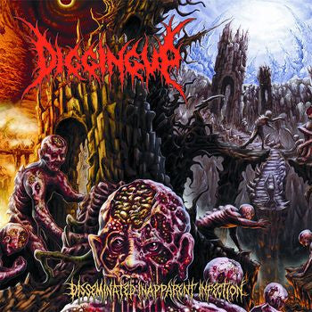 Digging Up- Disseminated Inapparent Infection CD