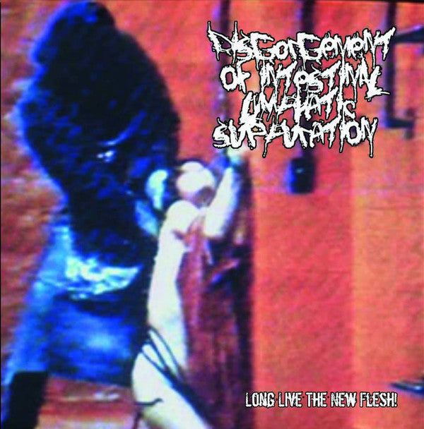 Disgorgement Of Intestinal Lymphatic Suppuration- Long Live The New Flesh CD on Uterus Prod.