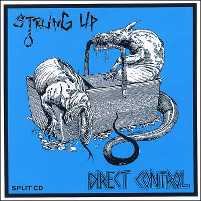 Strung Up / Direct Control- Split CD on Tank Crimes