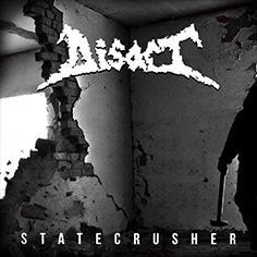 DISACT- Statecrusher CD on Coyote Rec.