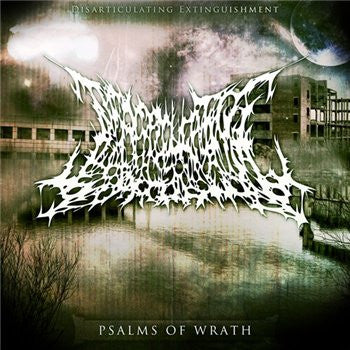 Disarticulating Extinguishment- Psalms Of Wrath CD on Imbecil En