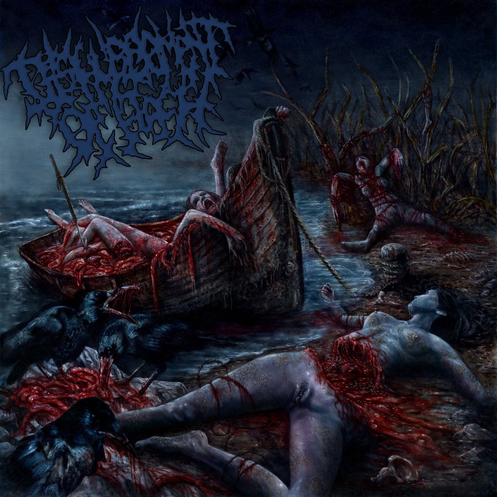 Disfigurement Of Flesh- Psychotonic Abnormal Dismemberment CD on Amputated Vein