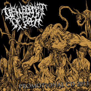 Disfigurement Of Flesh- Promotional MCD 2013 on Morbid Generatio