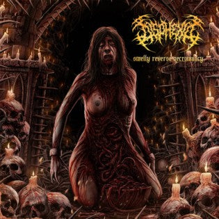 Disphexia- Smelly Reverse Necromancy CD on Lord Of The Sick