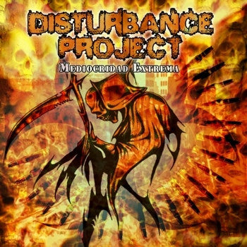 Disturbance Project- Mediocridad Extrema (Discography) CD on Eve