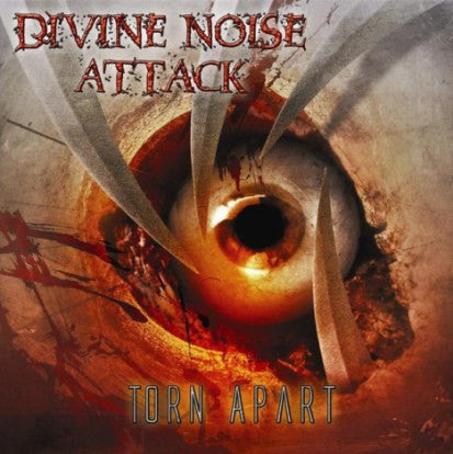 Divine Noise Attack- Torn Apart CD on MDD Rec.