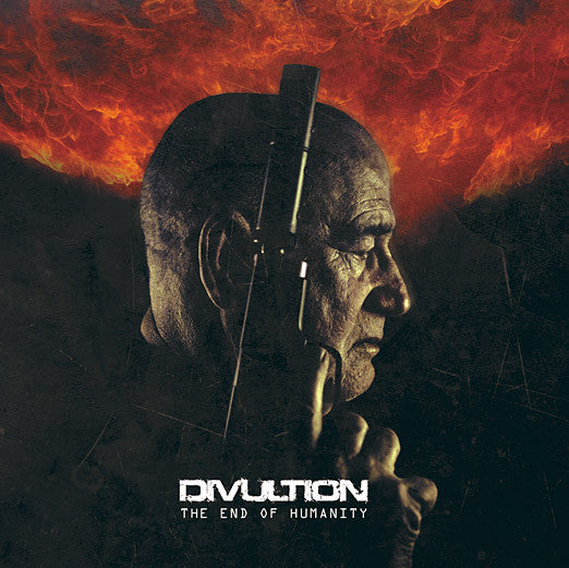 Divultion- The End Of Humanity CD on Gormageddon Prod.