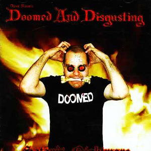 Doomed And Disgusting- Satan's Nightmare CD