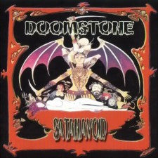 Doomstone- Satanavoid CD on Lost Apparitions Rec.