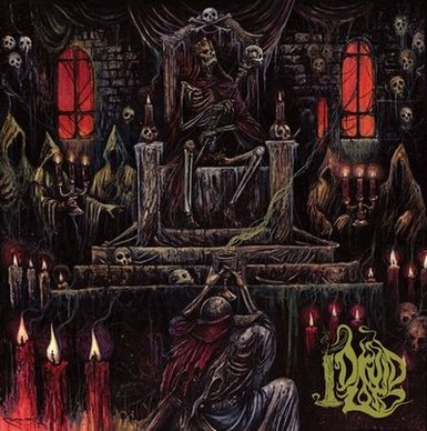 Druid Lord- Grotesque Offeriings DIGI-CD on Hells Headbangers