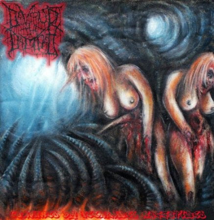Devour The Damned- Consumed By Fecalized Maggotized CD on Roommate Rec.