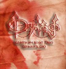 Dying- Bizarre And Bloody Tales DIGI-CD on Australis Rec.