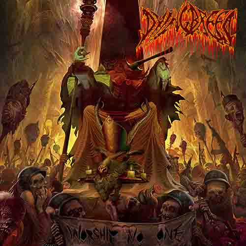 Dyingbreed- Worship No One CD on Mutilation Prod.