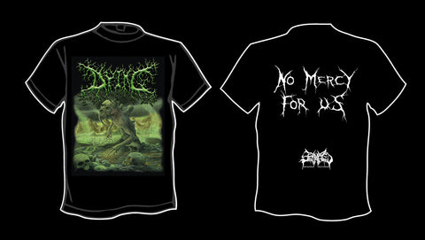 DYING- No Mercy For Us T-SHIRT M-XXL OUT NOW!!
