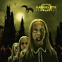 Eardelete- Zombielogy CD on Obscene Prod.