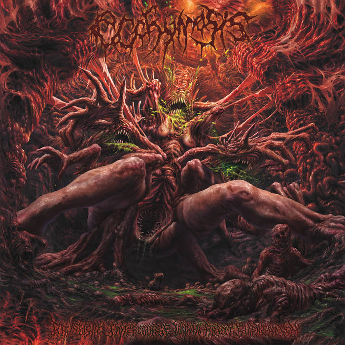 Ecchymosis- Ritualistic Intercourse Within Abject Surrealism CD on New Standard Elite
