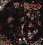 Eclipse- Grind, Suffer, Dreams CD on Metal Scrap Rec.