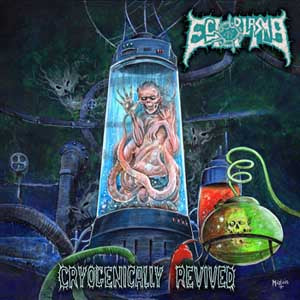 Ectoplasma- Cryogenically Revived CD on Spawn Of Flesh Rec.