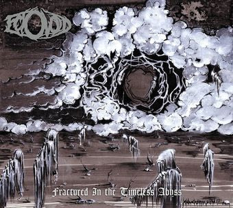 Ectovoid- Fractured In The Timeless Abyss CD on Barathrum Rec.