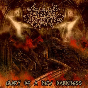 Embrace Damnation- Glory Of A New Darkness CD on Rotting Corpse