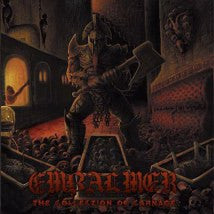 EMBALMER- The Collection Of Carnage DOUBLE CD on Sevared Rec.