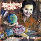 "Embalming Theatre- The World Is A Stage For Murder 12"" LP VINYL"