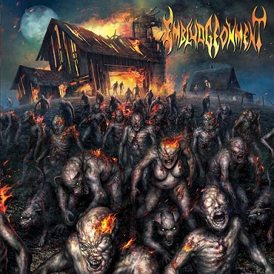 Embludeonment- Barn Burner CD on Comatose Music