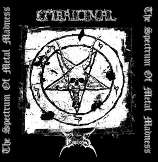Embrional / Empheris- The Spectrum Of Metal Madness Split CD