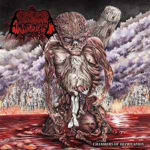 ENCOFFINIZED- Chamber Of Deprivation (Jewel Case) CD on Sevared Rec. / Maggot Stomp ***PRE-ORDER***