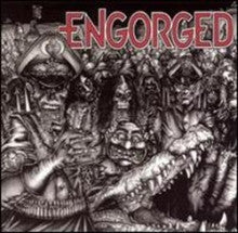 Engorged- S/T CD on Deathvomit Rec.