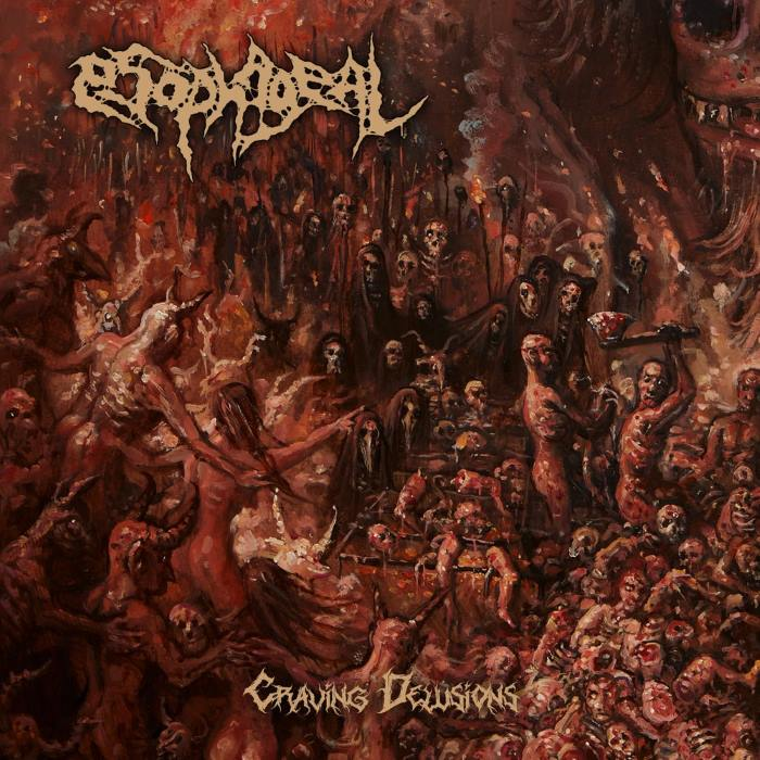 Esophageal- Craving Delusions CD on New Standard Elite