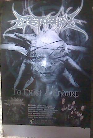 Estuary- To Exist.. POSTER