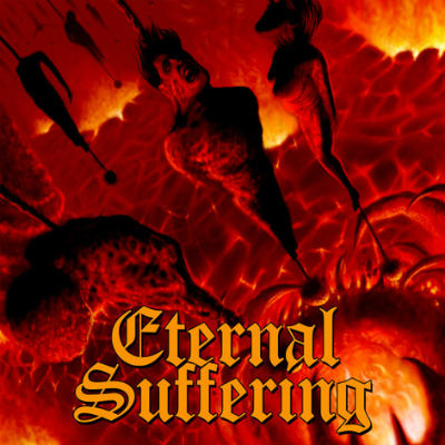 Eternal Suffering- Echo Of Lost Words CD on Inherited Suffering Rec.