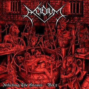 Excidium- Infecting The Graves Vol. 2 CD on Despise The Sun