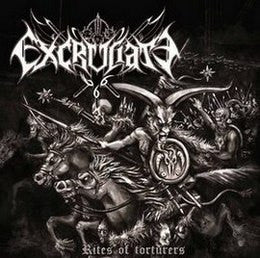Excruciate 666- Rites Of Torturers CD