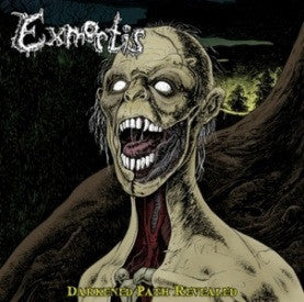 Exmortis- Darkened Path Revealed CD on Necroharmonic Prod.