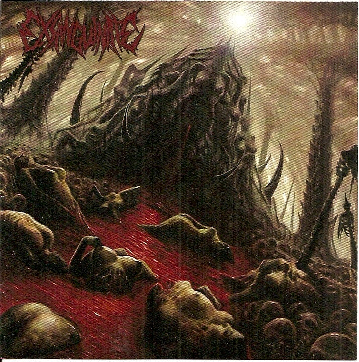 Exsanguinate- Disintegration Through Ritualistic Torture CD